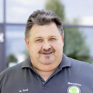 Albert Heß